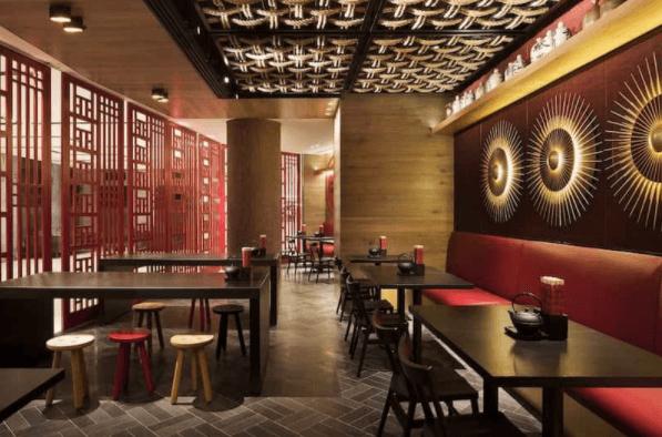Nhà hàng Trung Hoa độc đáo