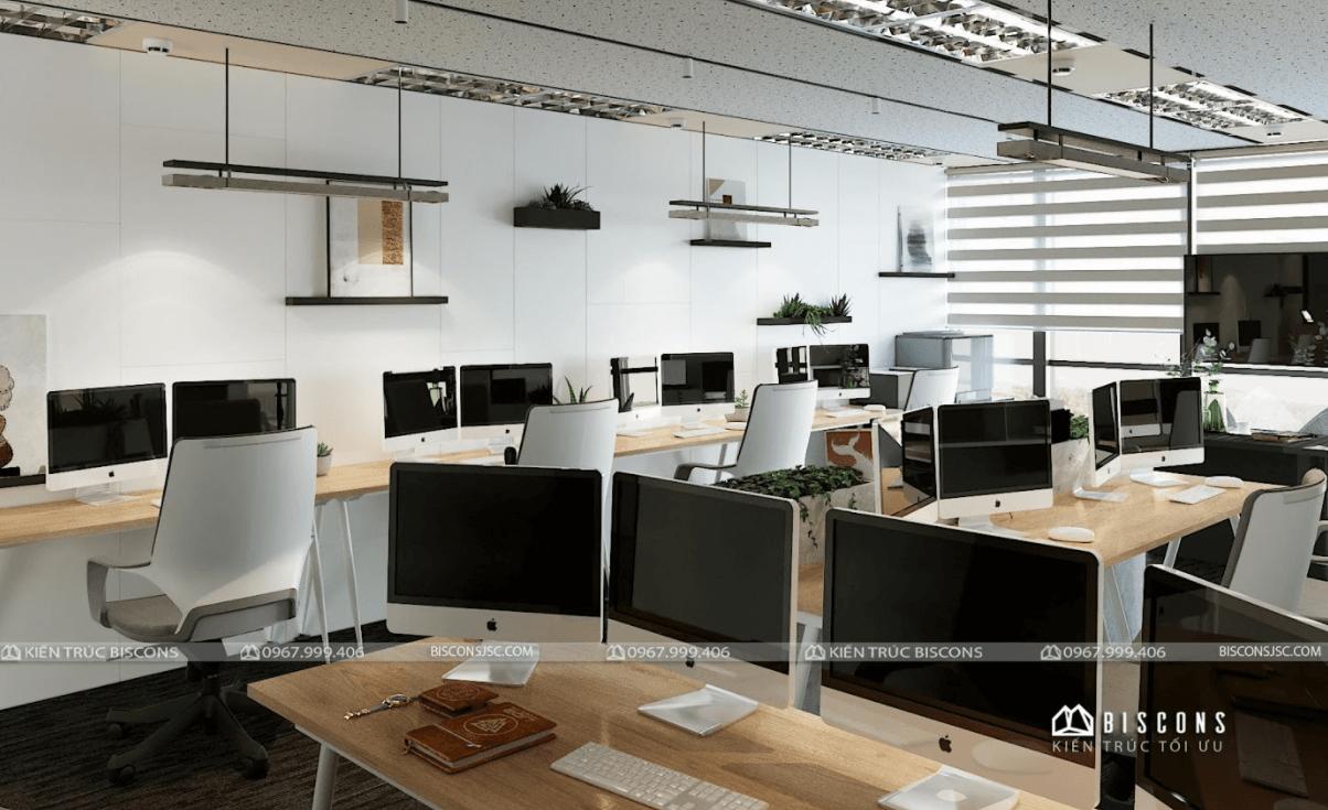 Tổ chức thiết kế văn phòng làm việc một cách tối ưu nhất