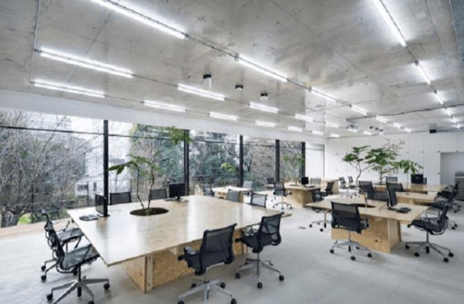 Gợi ý cách thiết kế, bày trí nội thất văn phòng 60m2
