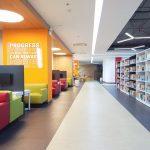 Thư viện Đại học Tôn Đức Thắng – Không gian sáng tạo nội thất hoàn mỹ