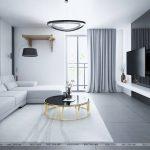 Biscons tiến hành thi công hoàn thiện nội thất căn hộ chung cư cao cấp Ecolife