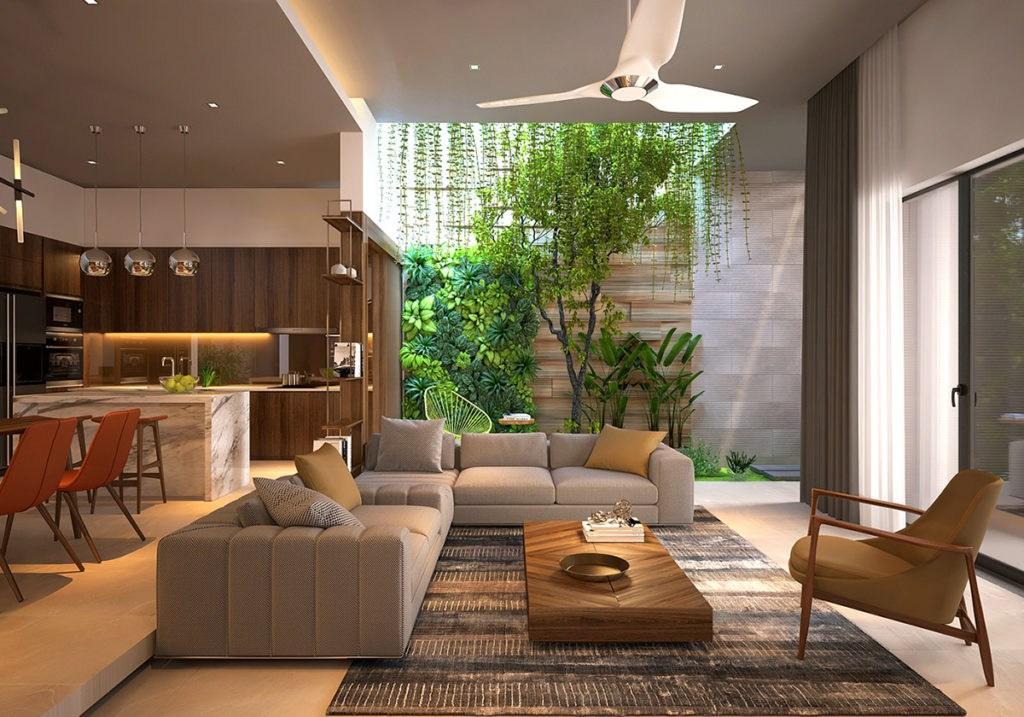 Với dân số ngày nay thì việc xây giếng trời trong các căn hộ, căn chung cư không còn xa lạ, tuy nhiên, để thiết kế hợp lí thì không đơn giản.