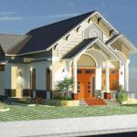 Nhà cấp 4 là gì? Tổng hợp mẫu nhà cấp 4 đẹp nhất 2021