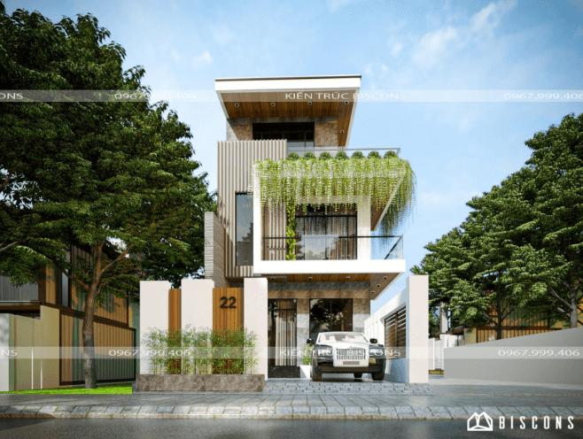 Nhà phố 3 tầng 100 m2 Chị Nhung – Phú Thọ