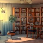 Top mẫu thiết kế phòng đọc sách đẹp được ưa chuộng nhất