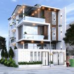 Những mẫu thiết kế nhà phố 9x12m hiện đại và đẹp mắt nhất