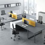 Thiết kế văn phòng 20m2 đẹp mắt và hiện đại