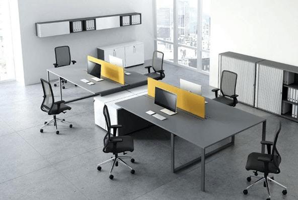 Xu hướng thiết kế văn phòng 20m2 tối giản, hiện đại