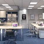 Những thiết kế văn phòng 30m2 độc đáo và hiện đại