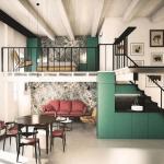 Thiết kế nhà có gác lửng phù hợp cho mọi không gian