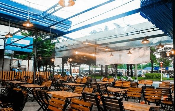 Thiết kế nhà hàng bình dân nhằm thu hút được đông đảo khách hàng