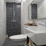 Mẹo thiết kế nhà vệ sinh nhỏ hẹp trở nên thông thoáng