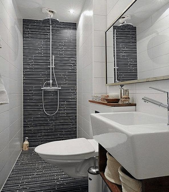 Trước khi thiết kế nhà vệ sinh cần khảo sát hình dáng ban đầu